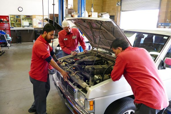 You can rely on professional service by certified technicians.