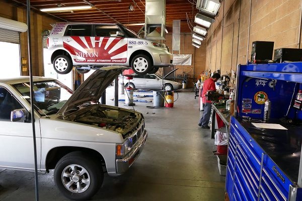 We offer a range of experience for a range of vehicles.
